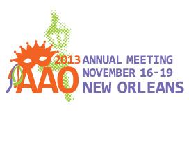 AAO 2013 Annual Meeting