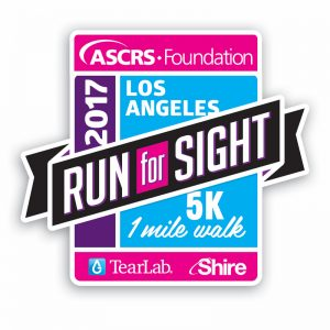 ASCRS Foundation Run for Sight 2017